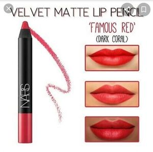 Famous Red - Nars Lip Pencil